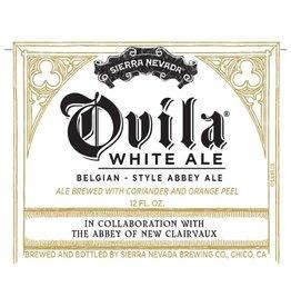 Sierra Nevada 'Ovila White Ale' Belgian Style Abbey Ale 12oz Sgl