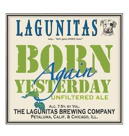 Lagunitas 'Born Again Yesterday' Unfiltered Ale 12oz Sgl