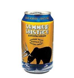 Anderson Valley Anderson Valley 'Summer Solstice' 12oz Sgl (cans)