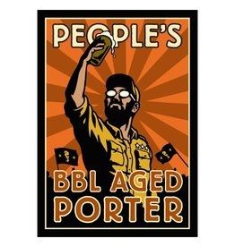 Foothills Brewing 'Bourbon Barrel Aged People's Porter' 22oz