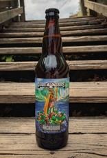 Clown Shoes 'Archdruid' Red Ale aged in Irish Whiskey Barrels 22oz