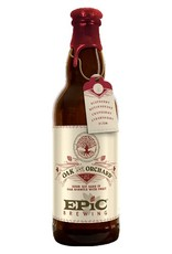 Epic 'Oak and Orchard: The Pinot' Sour Ale aged in Oak Barrels w/ Fruit 375ml