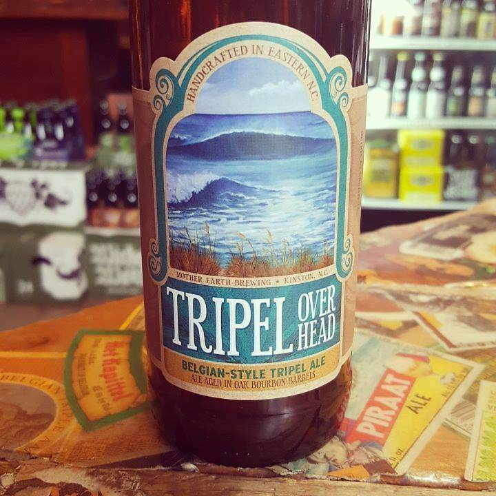 Mother Earth 'Tripel Overhead' 12oz Sgl