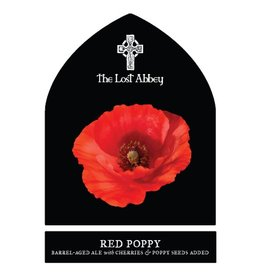 Lost Abbey 'Red Poppy' Barrel Aged Ale with Cherries and Poppy Seeds 375ml
