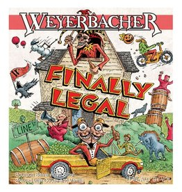Weyerbacher 'Finally Legal' Imperial Stout with Cocoa and Vanilla 12oz Sgl