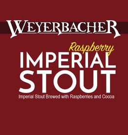 Weyerbacher 'Raspberry Imperial Stout' 750ml