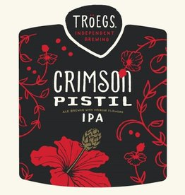 Troegs 'Crimson Pistil' Hibiscus IPA 12oz Sgl