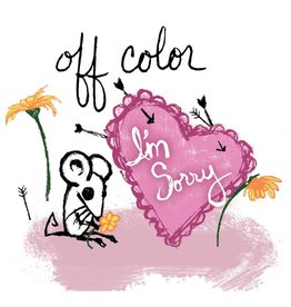Off Color 'I'm Sorry' Belgian Ale with Flowers & Rose Hips 750ml
