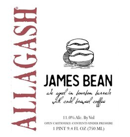 Allagash 'James Bean' Bourbon Barrel-aged Ale w/ Coffee 750ml