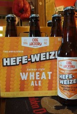Olde Hickory Brewery 'Hefe-Weizen' 12oz Sgl