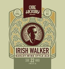 Olde Hickory 'Irish Walker 2015' Barleywine 22oz