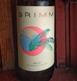 Grimm Ales 'Vacay' Dry Hopped Sour Ale 22oz