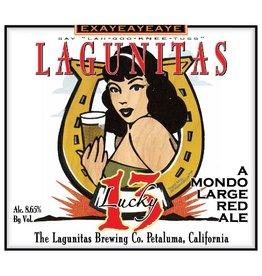 Lagunitas 'Lucky 13' Red Ale 12oz Sgl