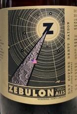 Zebulon Artisan Ales 'Dry Hopped Brett Saison for John Glenn' 750m