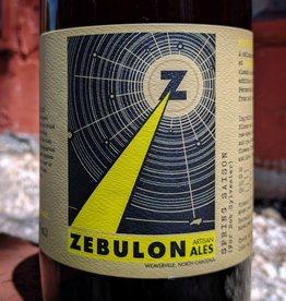 Zebulon Artisan Ales x Birds Fly South 'Spring Saison for Bob Sylvester' 750ml