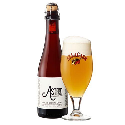 Allagash 'Astrid' Ale Aged in Aquavit Barrels 375ml