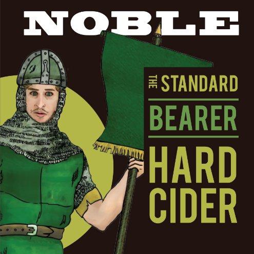 Noble Cider Noble 'Standard Bearer' 12oz Sgl