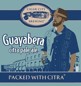 Cigar City 'Guayabera' Citra Pale Ale 12oz Sgl