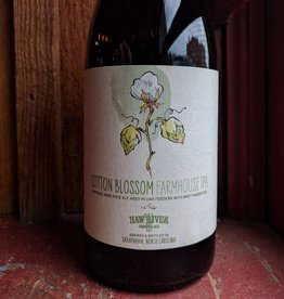 Haw River 'Cotton Blossom' Oak Aged Double IPA  w/ Brett 500ml