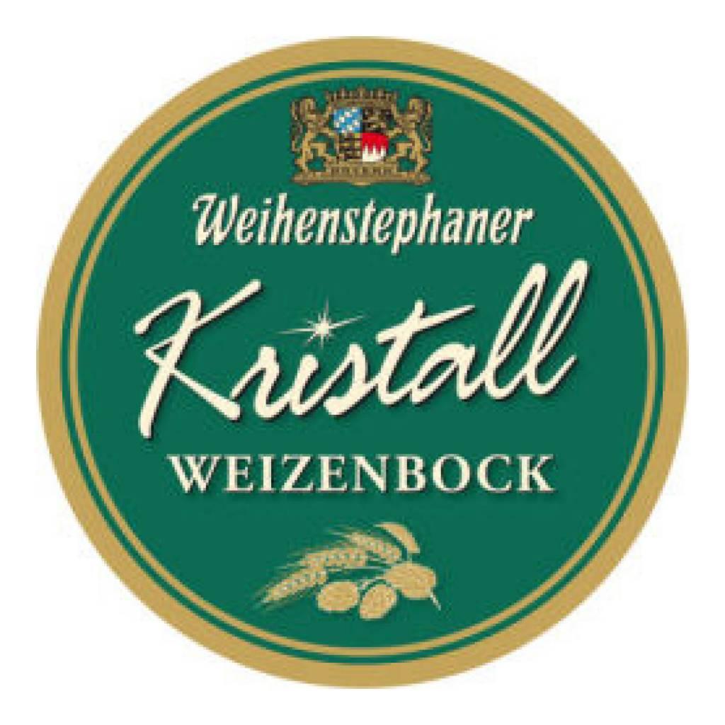 Weihenstephan 'Kristall Weizenbock' 12oz