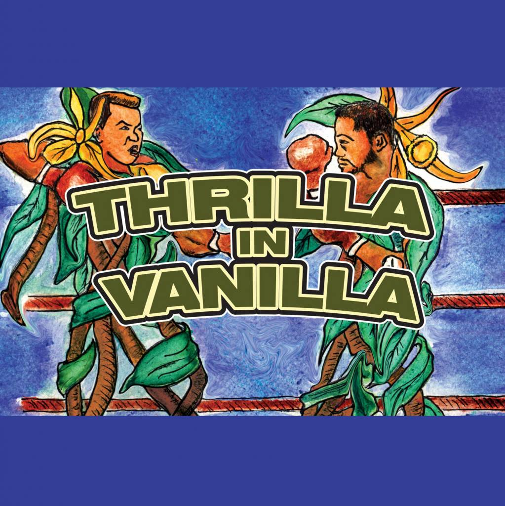 Double Barley 'Thrilla in Vanilla' 12oz Sgl