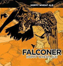 Champion 'Falconer' Hoppy Wheat Ale 12oz Sgl (Can)