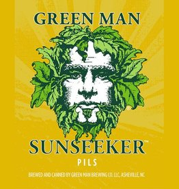 Green Man 'Sunseeker' Pils 12oz Sgl