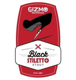 Gizmo BrewWorks 'Black Stiletto Stout' 22oz