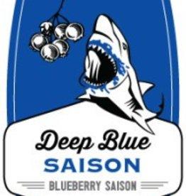 'Deep Blue' Blueberry Saison 22oz