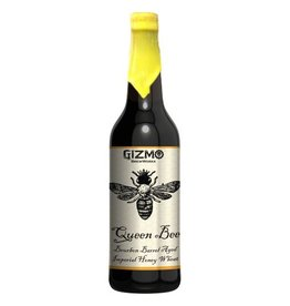 'Queen Bee' Bourbon Barrel-aged Honey Wheat Wine 22oz