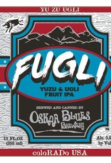 Oskar Blues 'Fugli' Yuzu & Ugli Fruit IPA 12oz Sgl (Can)