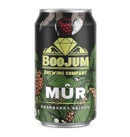 Boojum 'Mur' Raspberry Saison 12oz Sgl (Can)