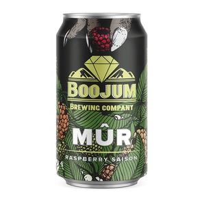 Boojum 'Mur' Raspberry Saison 12oz (Can)