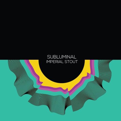 Buxton x Stillwater 'Subluminal' Imperial Stout 330ml