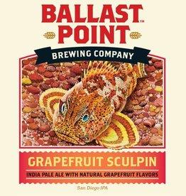 Ballast Point 'Grapefruit Sculpin' IPA 12oz Sgl