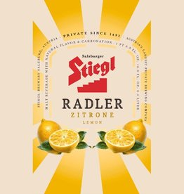Stieglbrauerei 'Lemon Radler' 16oz (Can)