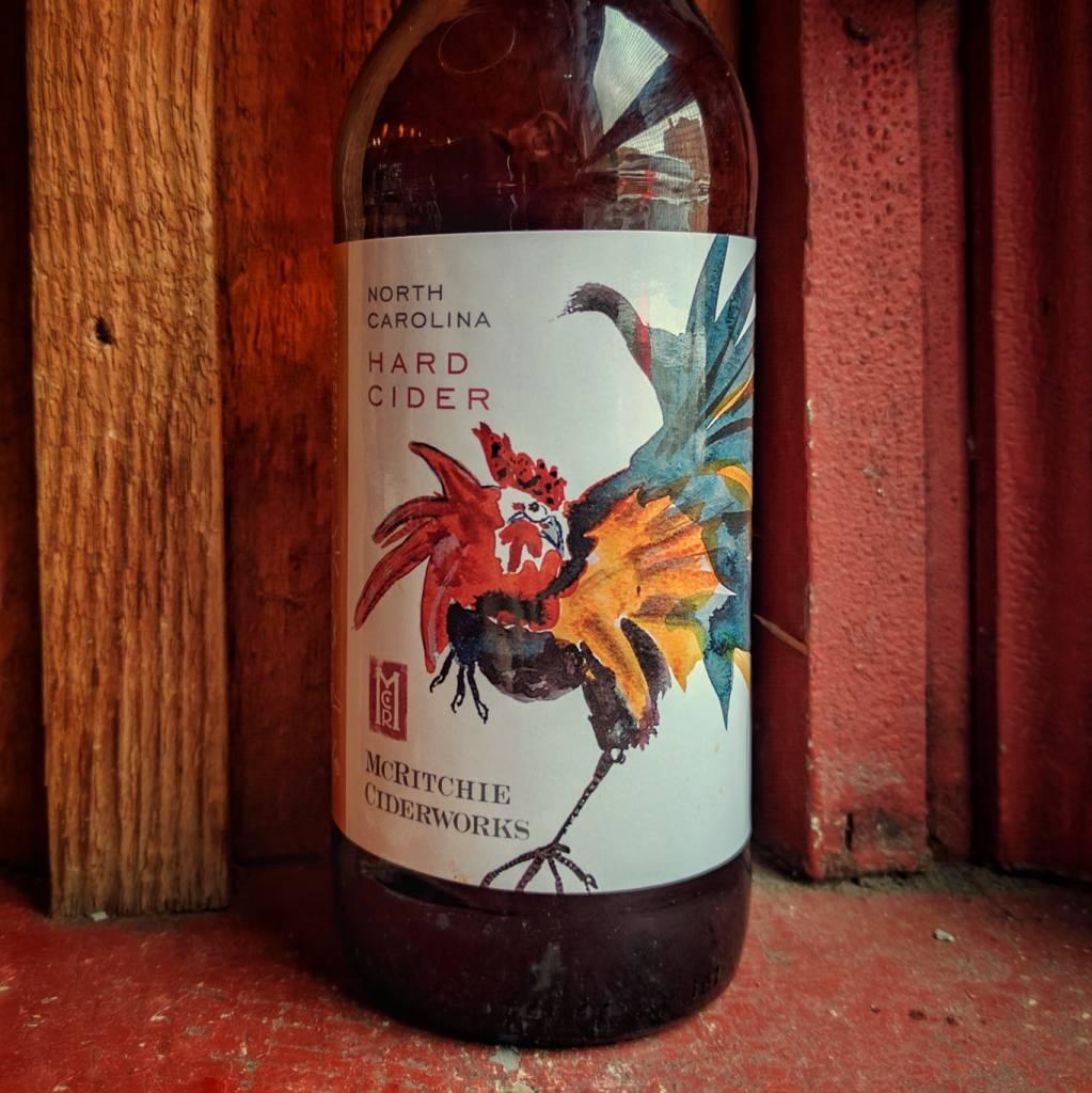 McRitchie McRitchie 'Hard Cider' 12oz Sgl