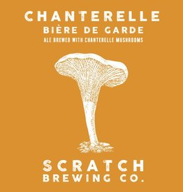 Scratch 'Chanterelle' Biere de Mars 750ml