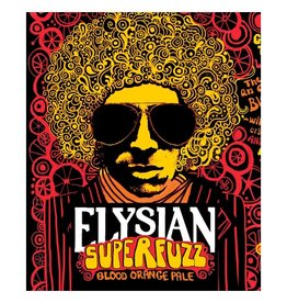 Elysian 'Super Fuzz' Blood Orange Pale Ale 12oz Sgl