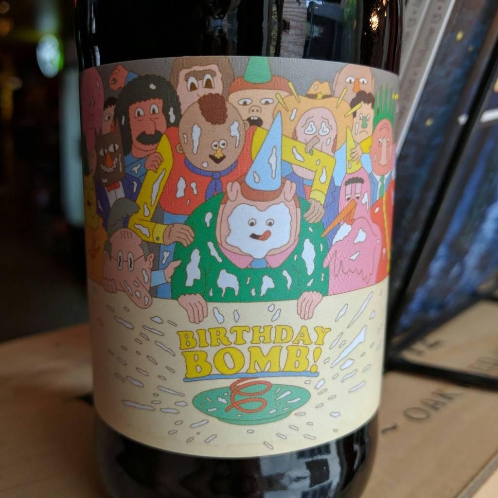 PRAIRIE 'Birthday Bomb!' Imperial Stout 12oz Sgl