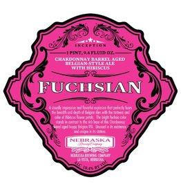 'Fuchsian' Ale aged in Chardonnay Barrels 750ml