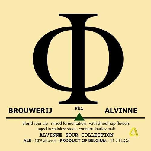 Alvinne 'Phi' 11.2oz Sgl