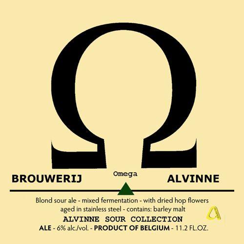 Alvinne 'Omega' 11.2oz Sgl