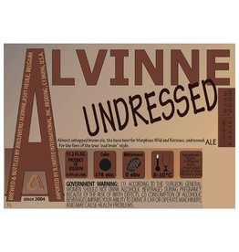 Alvinne 'Undressed' 11.2oz Sgl