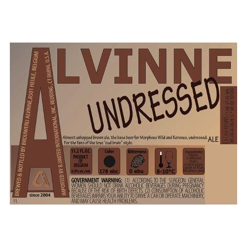 Alvinne &#039;Oud Bruin<br /> 5.0% abv