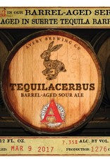 Avery Brewing Co. 'Tequilacerberus' Barrel-Aged Sour Ale 12oz Sgl