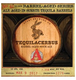 Avery Avery 'Tequilacerberus' Barrel-Aged Sour Ale 12oz Sgl
