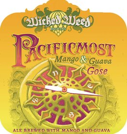 Wicked Weed 'Pacificmost' Gose 12oz Sgl