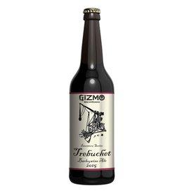 Gizmo BrewWorks 'Trebuchet' Bourbon Barrel-aged Bareleywine 22oz