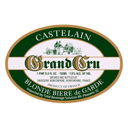 Castelain 'Grand Cru' Biere de Garde 750ml